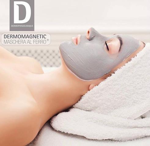 Dermomagnetic-maschera al ferro